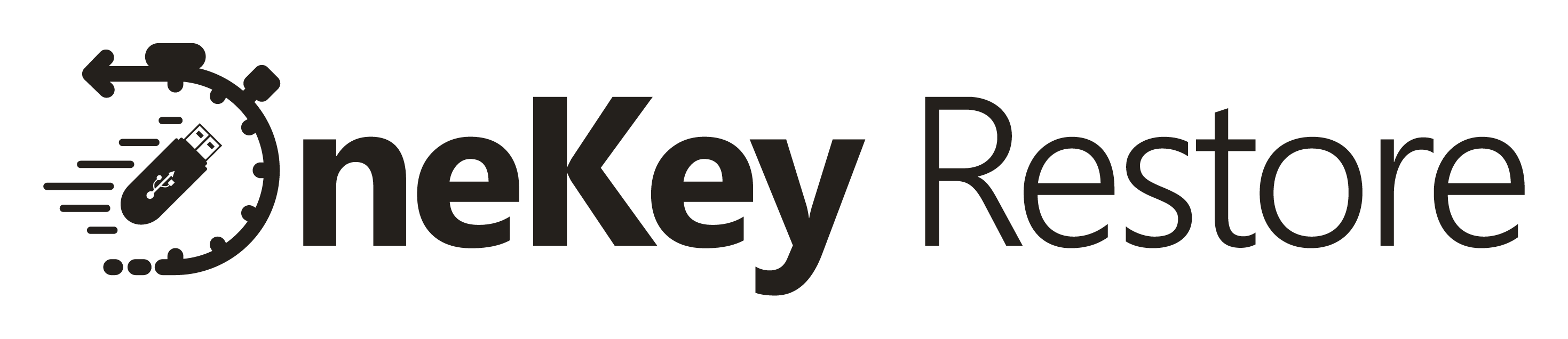 Logo OneKey Restore