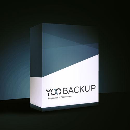 YooBackup's Software Box